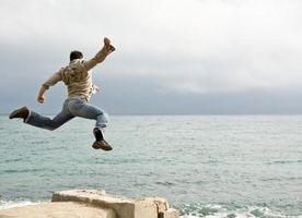 Exercício para saltar mais alto