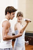 Informações sobre como ganhar massa corporal magra