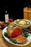 As Instruções de Culinária para Roast Beef Sirloin