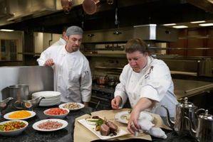Quais são as formas chefs usam Rácios de cozinhar?