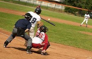 Brocas de beisebol treinamento de velocidade