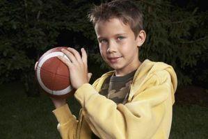 Como criar sua própria Pee-Wee Football Team