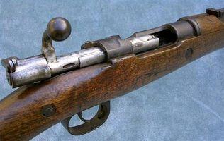 Como remover um Mauser traseira vista