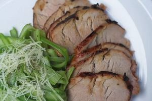Como fazer marinado lombo de porco