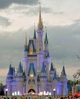 Atrações da Disney Magic Kingdom