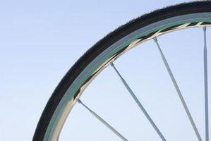 Como escolher o tamanho certo tubo interno para a Bike