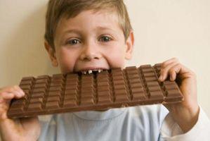 Tipos de Cadbury Barras de chocolate