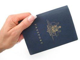Os documentos necessários para a viagem aérea em os EUA