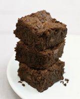 Como manter Brownies De Obtenção duramente