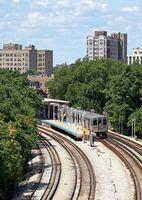 Hotéis em Avançar para Chicago Commuter Estações de trem