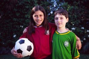 Premier Clubes de futebol da juventude em Ohio