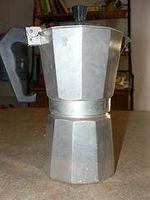 Como usar um fogão Máquina de Fazer Café