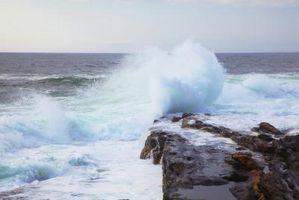 Que tipo de ondas são na Zona Surf?
