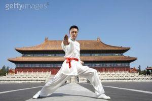 Técnicas de Wushu bloco básico