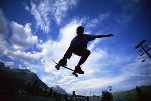 Diferença entre Vert & Rua Skateboarding