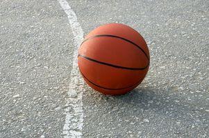 Regras College Basketball em horas extras