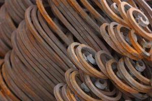 Como remover a ferrugem de panelas de ferro fundido