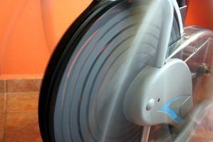 Dicas para máquinas do exercício em um ginásio em casa
