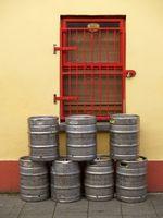 Como manter caseiro cerveja em um barril de ir Plano