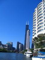 Edifícios da skyline de Chicago