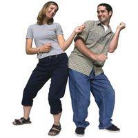 Como criar sua própria dança aeróbica