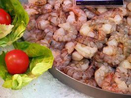 Bons restaurantes de frutos do mar Atlanta