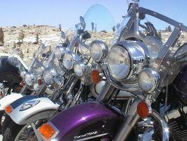 Como remover a bateria de uma Harley