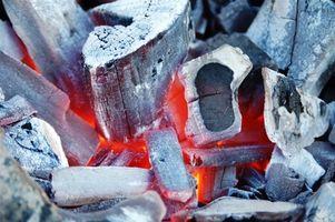 Como Iniciar um carvão para churrasco