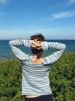 Como curar sua parte superior das costas com exercícios