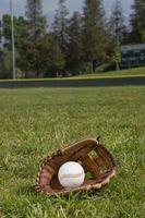 Materiais compósitos usados para fazer Baseballs