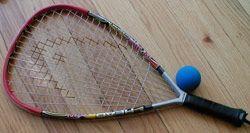 Como se tornar um grande jogador de Squash