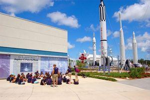 Kennedy Space Center Hotéis