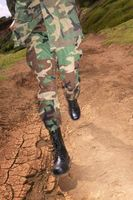 Como se preparar para um Test Run Exército PT