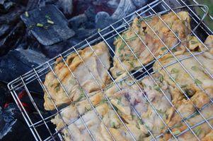 DIY churrasco ao ar livre