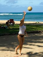 Regras de Serviços Voleibol