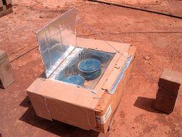 Como Fazer um Forno Solar Usando vidro