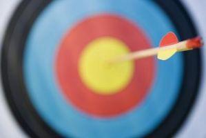 Como disparar um Bow Com uma pena Index