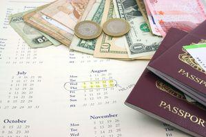 Documentos necessários para viajar