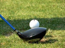 Como substituir as cabeças de golfe com um Graphite Shaft