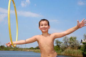 Ponderadas Instruções Hula Hoop