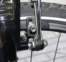 Como ajustar bicicleta Pastilhas de Freio