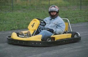 Como projetar Helmets Go Kart
