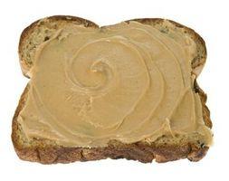 Como identificar os alimentos com manteiga de amendoim Nelas