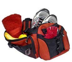O que devo colocar em um saco de ginástica?