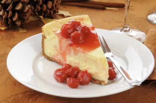 Os alimentos que vão bem com Cheesecake