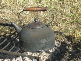 A Lista de material para trazer Camping