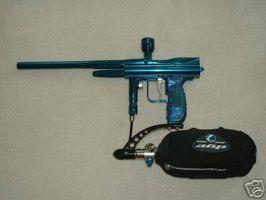 Como funcionam Paintball Guns