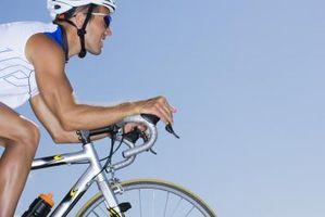 Como solucionar problemas de uma roda de bicicleta que não liga