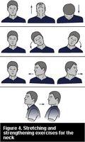 Como fazer pescoço Exercícios para Fisioterapia