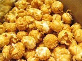 Como fazer milho do caramelo Sem xarope de milho